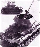 Немецкие ЗСУ на базе Panzer IV - Möbelwagen, Wirbelwind, Ostwind Ostwind_4