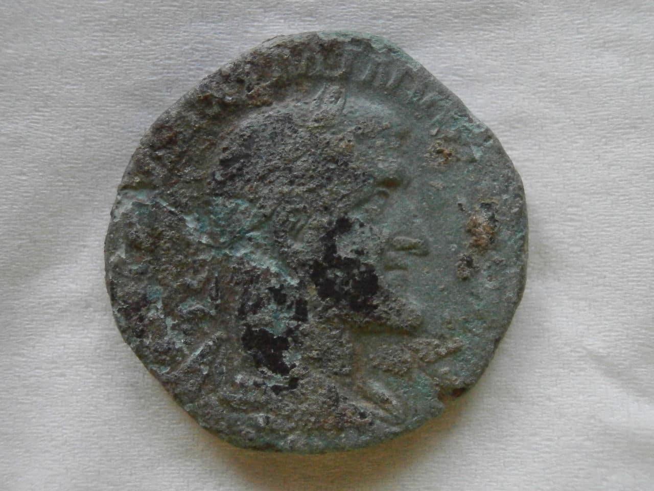 Sestercio de Maximino el Tracio. VICTORIA GERMANICA. Roma. P7060082