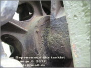 Советский тяжелый танк КВ-1, завод № 371,  1943 год,  поселок Ропша, Ленинградская область. 1_034