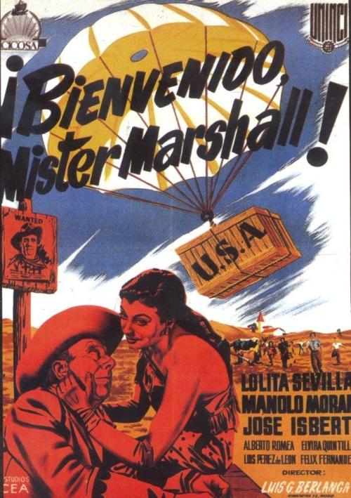 """Cine """"0 a 10"""" (puntuación a la última película vista, críticas, etc.) - Página 5 Bienvenido_mister_marshall"""