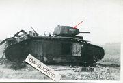 Камуфляж французских танков B1  и B1 bis B_1_bis_67_1