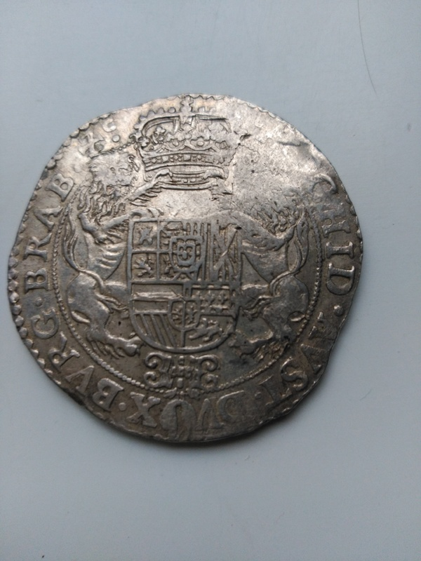 ducaton de Felipe IV de Amberes  IMG_20161017_190734