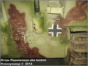 "Немецкий тяжелый танк PzKpfw V Ausf.А  ""Panther"", Sd.Kfz 171,  Musee des Blindes, Saumur, France Panther_A_Saumur_041"