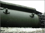 Советский тяжелый танк КВ-1, завод № 371,  1943 год,  поселок Ропша, Ленинградская область. 1_017