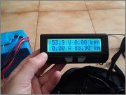 Vendido motor 9c + cycle analyst + bateria pin 48v 14a/h + controlador 24-48v 35A + Accesorios 20141202_123254