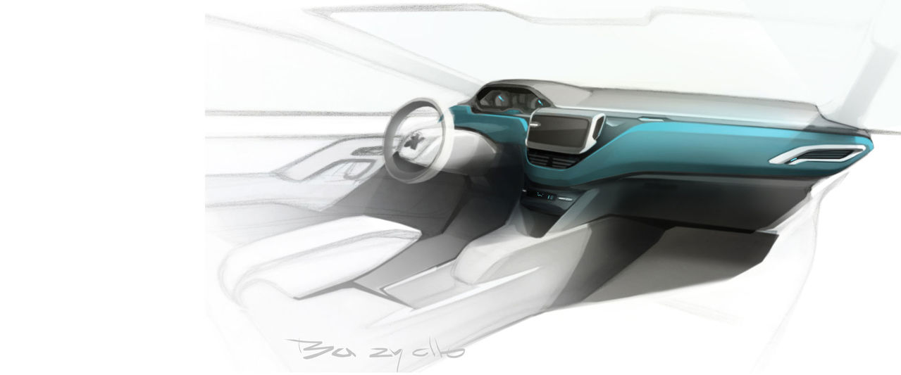 [Présentation] Le design par Peugeot - Page 9 Image