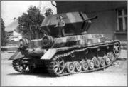 Немецкие ЗСУ на базе Panzer IV - Möbelwagen, Wirbelwind, Ostwind Ostwind_6