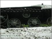 Советский тяжелый танк КВ-1, завод № 371,  1943 год,  поселок Ропша, Ленинградская область. 1_021