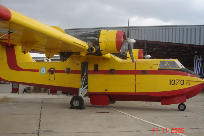 Canadair CL-215 355 Μοίρα Τακτικών Μεταφορών, Π.Α. στην 1/72. - Σελίδα 2 DSC01398