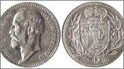 LIECHTENSTEIN  Krone 1904 Liechtenstein_1_Krone_1904