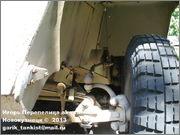 Немецкий средний полугусеничный бронетранспортер SdKfz 251/1 Ausf D, Музей Войска Польского, г.Варшава, Польша.  Sd_Kfz_251_044