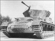 Немецкие ЗСУ на базе Panzer IV - Möbelwagen, Wirbelwind, Ostwind Ostwind_1
