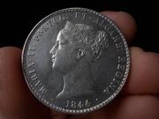 1.000 Reis de María II, Portugal DSCN0798