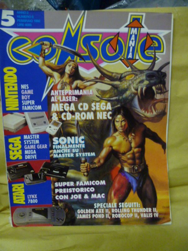 Cerco vecchi videogiochi e qualche rivista Consol_mania_riviste_001