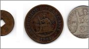 Monedas Circuladas Cochinchina_Anv