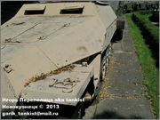 Немецкий средний полугусеничный бронетранспортер SdKfz 251/1 Ausf D, Музей Войска Польского, г.Варшава, Польша.  Sd_Kfz_251_057