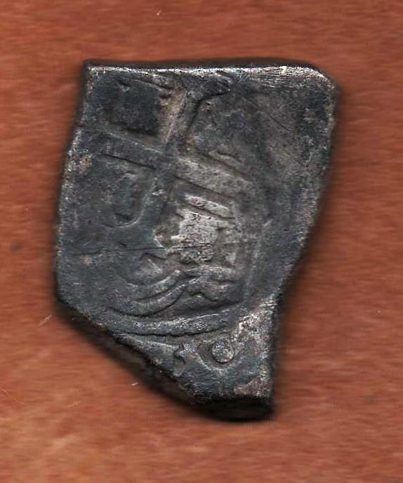 4 Reales tipo Macuquino ,Felipe IV ceca de Mexico. Escuson