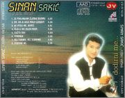 Sinan Sakic  - Diskografija  Sinan_1997_z