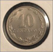 Argentina 10 centavos 1935 Image