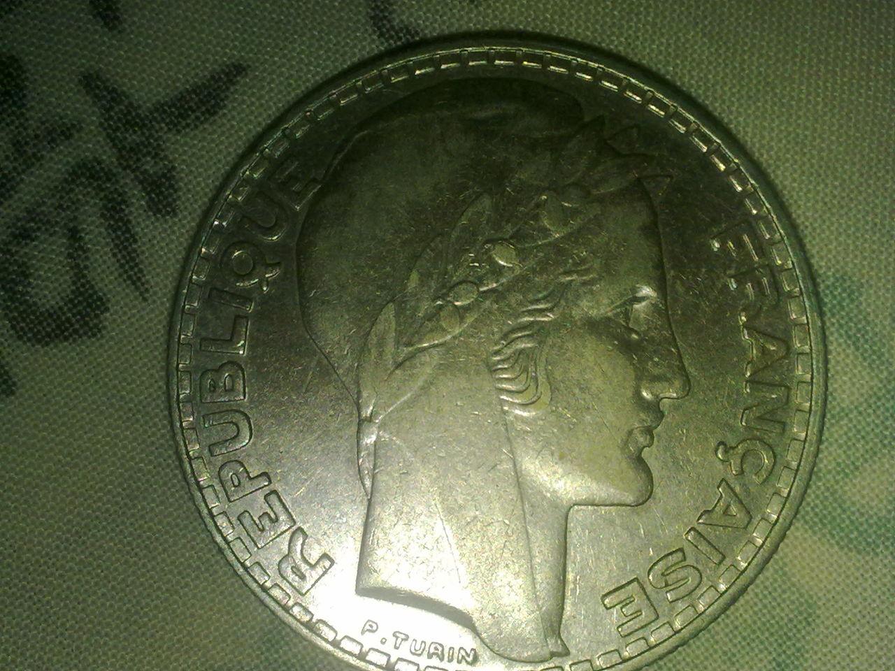20 Francs. Francia. 1933. París Llllllllllllllllllllllllllllllllllllllll_002