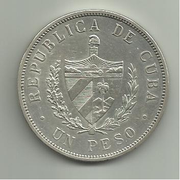 1 peso cubano 1932 1_Peso_Cuba_1932_rever