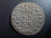 8 Maravedís 1.662 Trujillo, Felipe IV DSCN1281