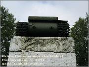 Советский тяжелый танк КВ-1, завод № 371,  1943 год,  поселок Ропша, Ленинградская область. 1_012