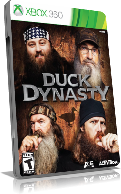XBOX 360 Game Duckydynasty