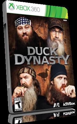 XBOX 360 Game Duckydynasty