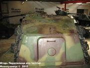 "Немецкий тяжелый танк PzKpfw VI Ausf.B ""Koenigtiger"", Sd.Kfz 182,  Deutsche Panzermuseum, Munster, Deutschland Koenigtiger_Munster_013"