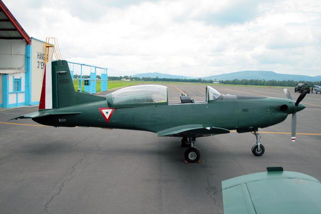 Pilatus PC-7 Fuerza Aerea Mexicana. - Página 21 CDA033