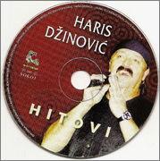 Haris Dzinovic  - Diskografija  2005_z_cd