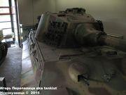 "Немецкий тяжелый танк PzKpfw VI Ausf.B ""Koenigtiger"", Sd.Kfz 182,  Deutsche Panzermuseum, Munster, Deutschland Koenigtiger_Munster_002"