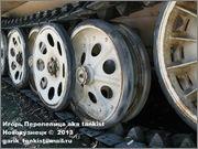 Немецкий средний полугусеничный бронетранспортер SdKfz 251/1 Ausf D, Музей Войска Польского, г.Варшава, Польша.  Sd_Kfz_251_079