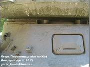 Советский тяжелый танк ИС-2, ЧКЗ, февраль 1944 г.,  Музей вооружения в Цитадели г.Познань, Польша. 2_097