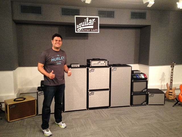 Aguilar Amps! IMG_0472