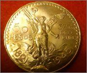 50 Pesos. México. 1945 50_pesos_mexico_oro_anverso