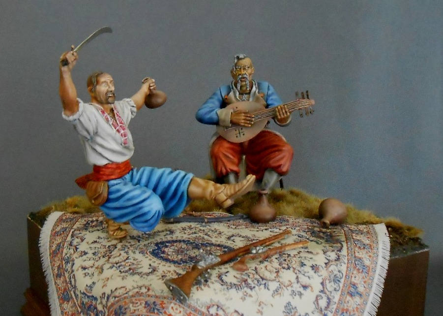 Célébration de Zaporozhye Cosaques, 17e siècle 175_11