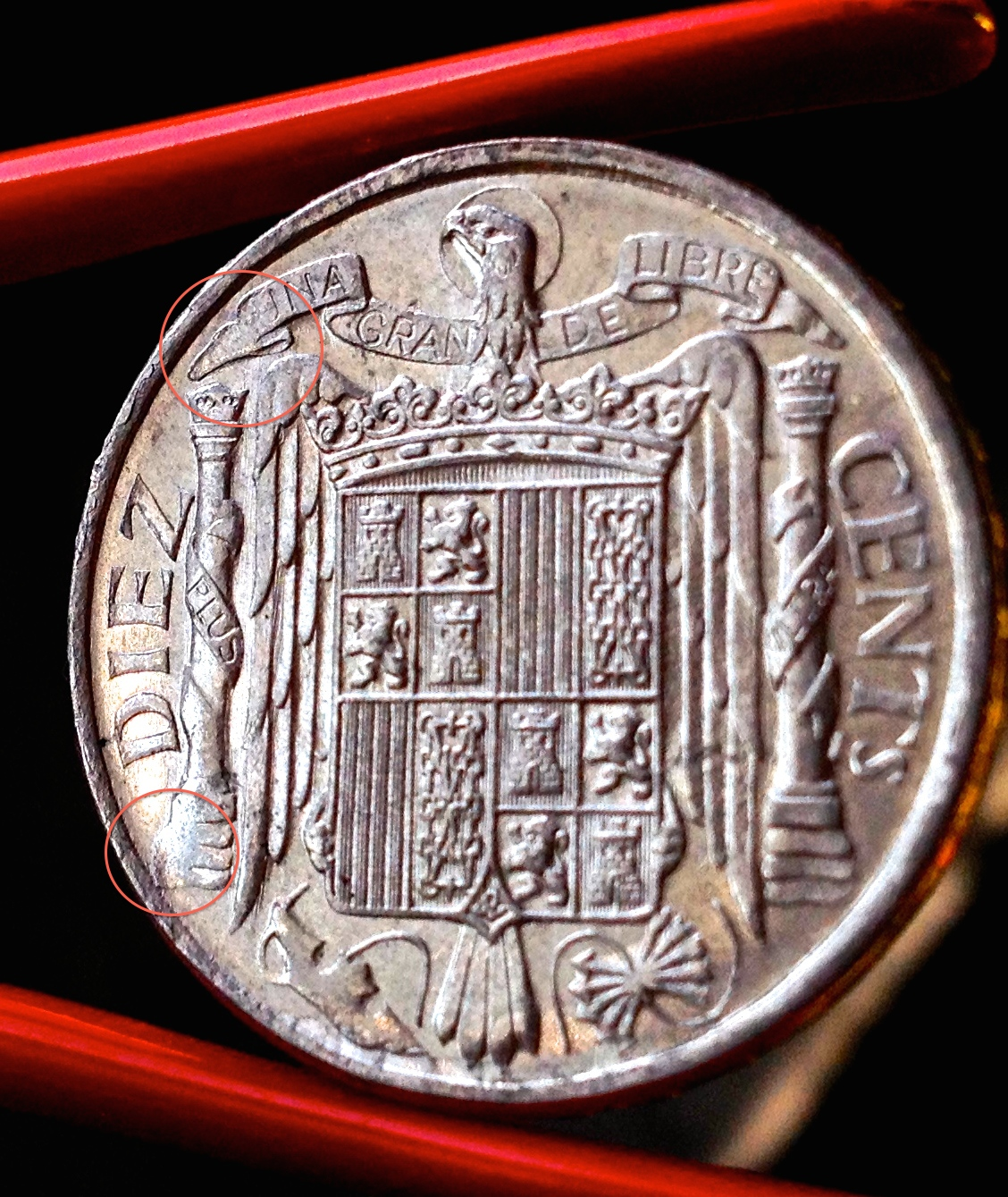 10 céntimos 1940 Estado Español IMG_4569