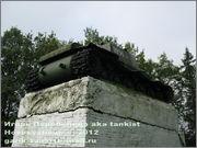 Советский тяжелый танк КВ-1, завод № 371,  1943 год,  поселок Ропша, Ленинградская область. 1_014