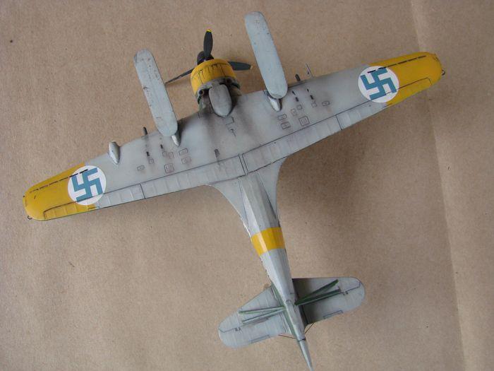 Finski Fokkeri D.XXI, Special Hobby, 1/72 DSC01487