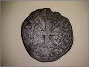 Dinero de Alfonso IX. (1188-1230). León. 13_001