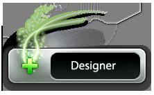 Metal, Black, Green ranks Designer