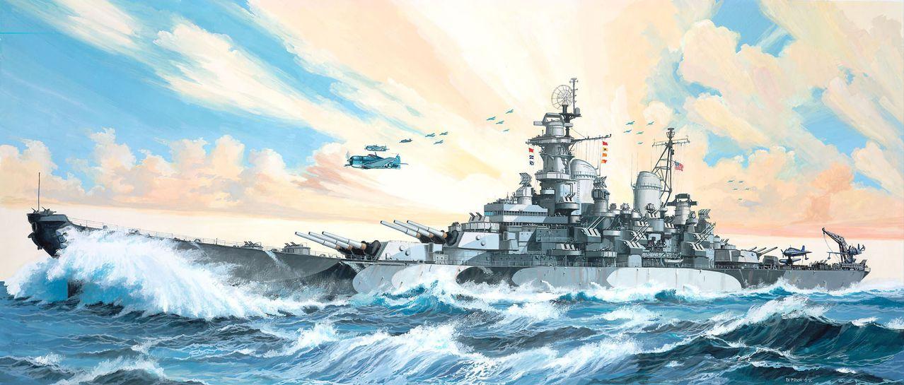 Battleship U.S.S. Missouri (WWII) - Σελίδα 2 Rev05092