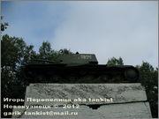 Советский тяжелый танк КВ-1, завод № 371,  1943 год,  поселок Ропша, Ленинградская область. 1_006