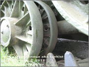 Советский тяжелый танк КВ-1, завод № 371,  1943 год,  поселок Ропша, Ленинградская область. 1_038