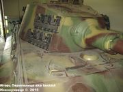"Немецкий тяжелый танк PzKpfw VI Ausf.B ""Koenigtiger"", Sd.Kfz 182,  Deutsche Panzermuseum, Munster, Deutschland Koenigtiger_Munster_001"