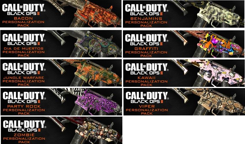 análise Call of Duty Black Ops 2 Camo
