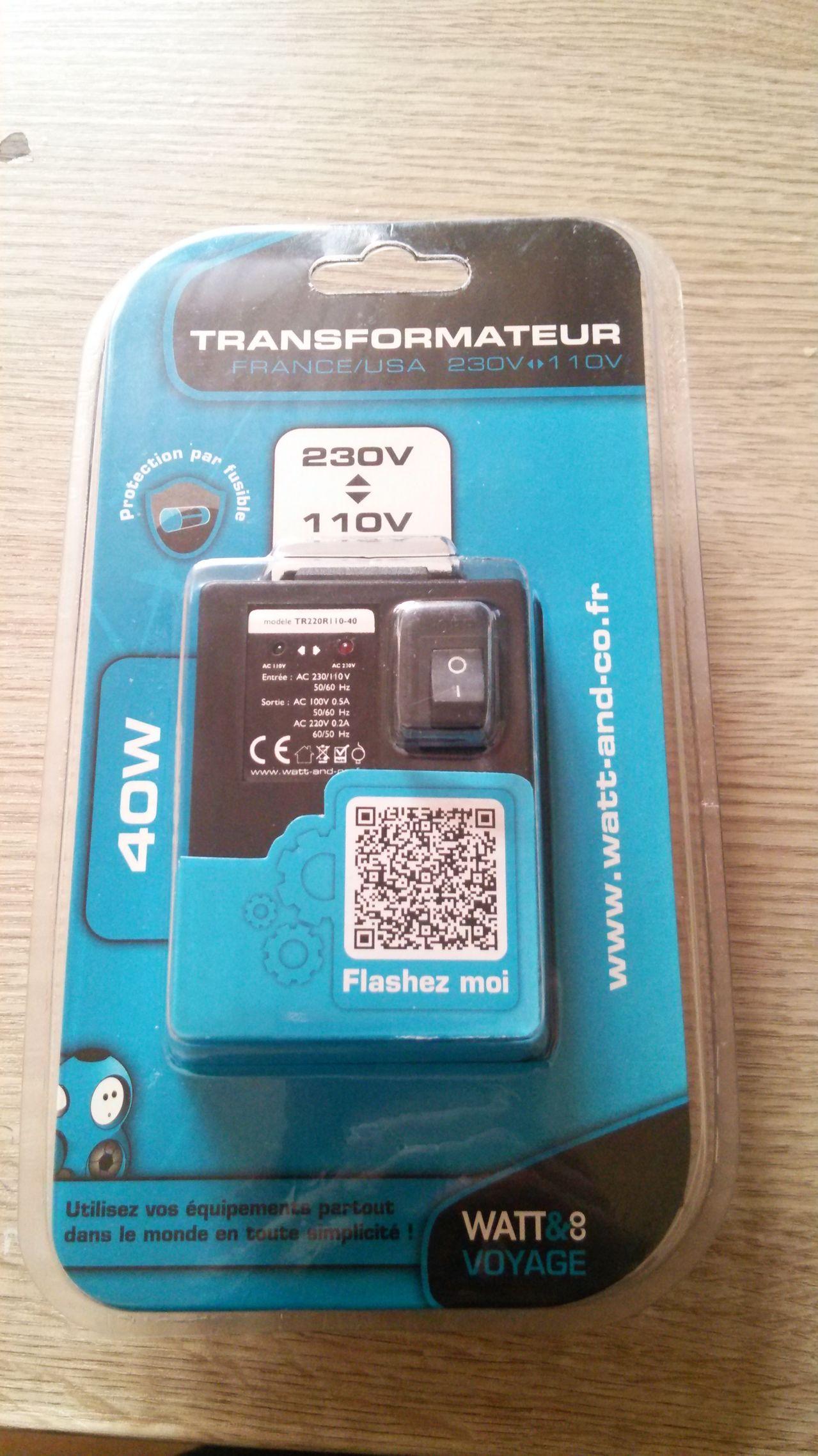 Wii U et voltage DSC_0137