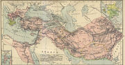 VI Concurso. Mundo Antiguo Mapa_asia1
